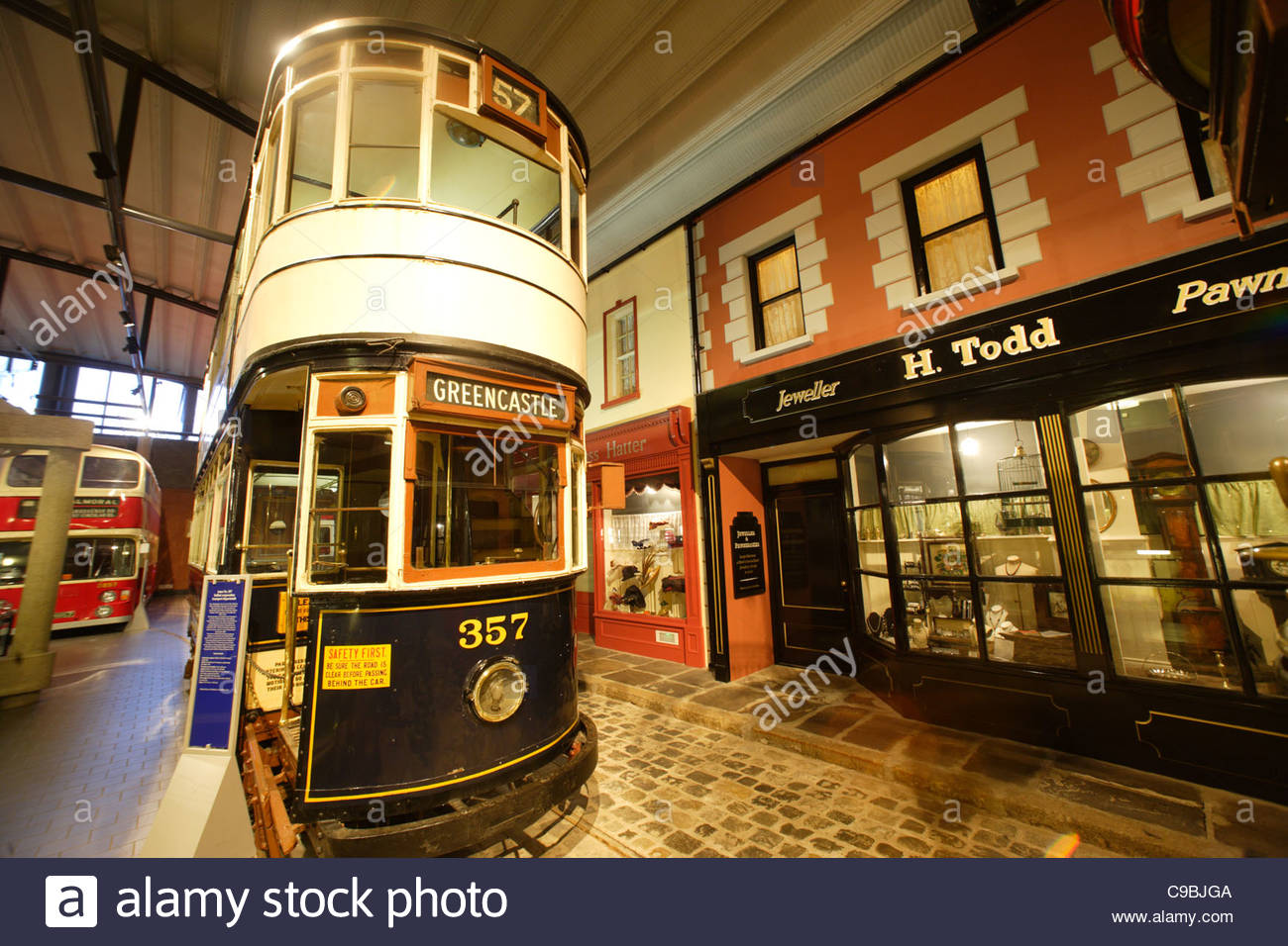 Ulster Folk Museum Belfast, The Ulster Folk and Transport Museum is situated in Cultra ...