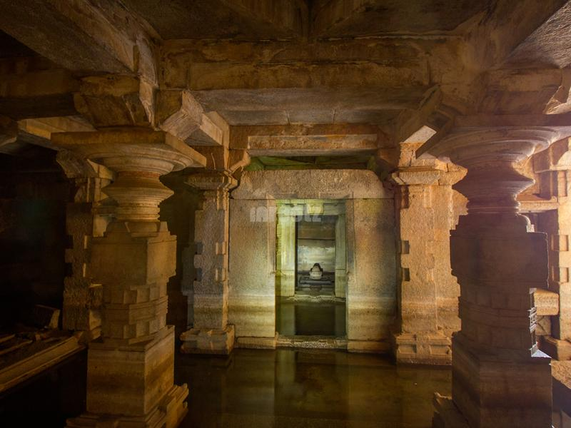 Underground Virupaksha Temple Hampi, Priceless Possessions of Hampi That Will Make You Go There This ...