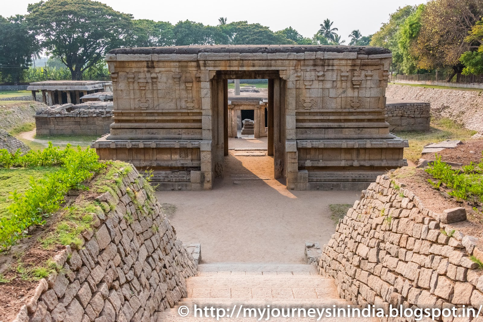 Underground Virupaksha Temple Hampi, My Journeys In India: Hampi And Nearby Places