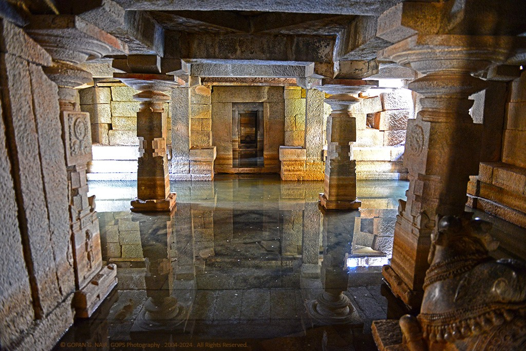 Underground Virupaksha Temple Hampi, GOPS » HAMPI, WHERE RUINS COME ALIVE !