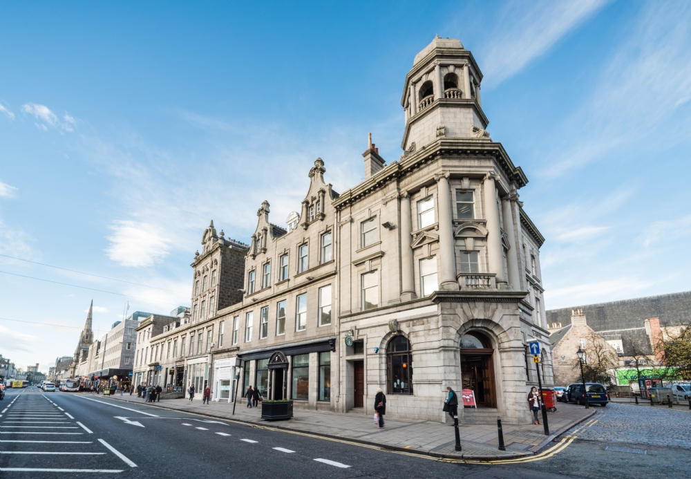 Union Street Aberdeen and the Northeast, Meeting Rooms at i2Office Aberdeen City Centre, 214 Union Street ...
