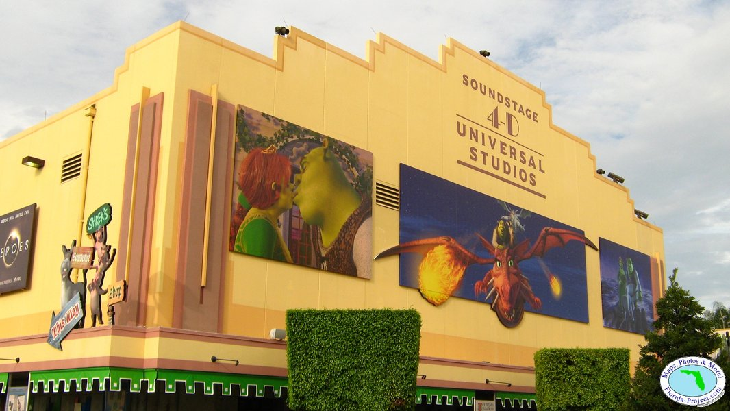 Universal Orlando's Horror Make-Up Show Universal Orlando, Universal Orlando - Universal Studios Florida - Production Central ...