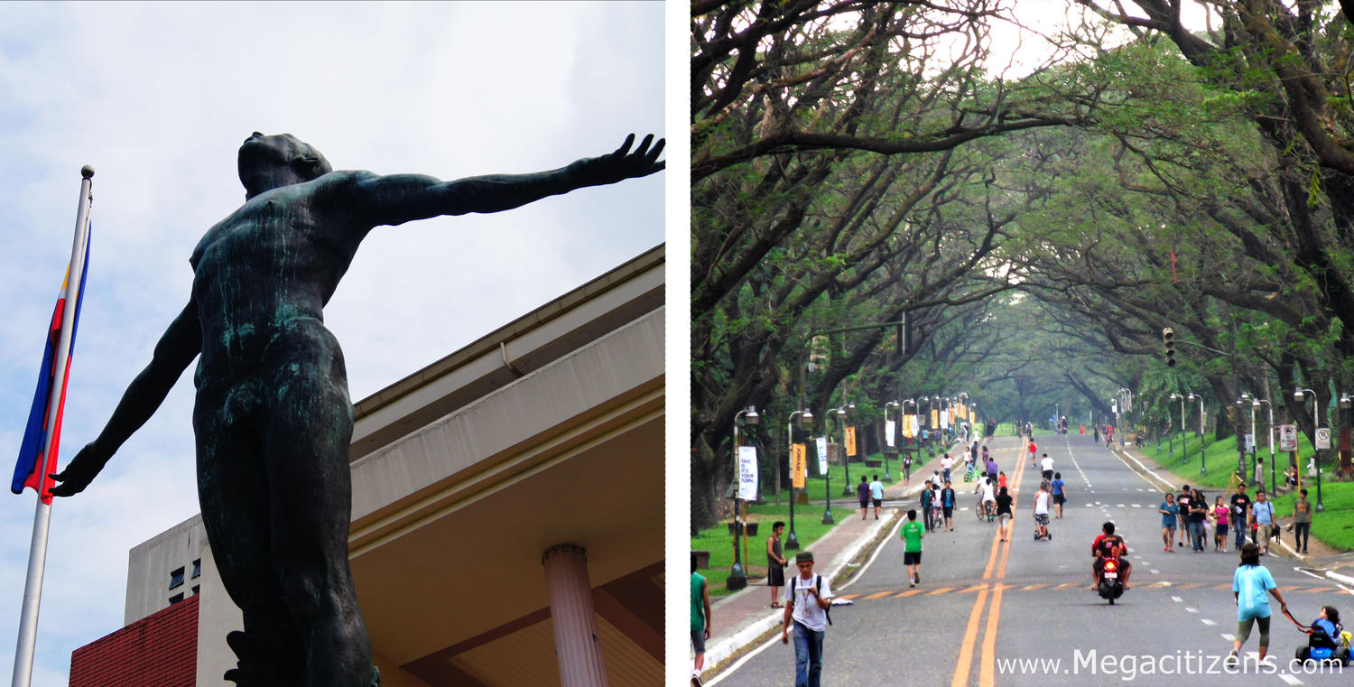University of the Philippines Diliman Manila, Metro Manila · University of the Philippines / Landmarks & Points ...