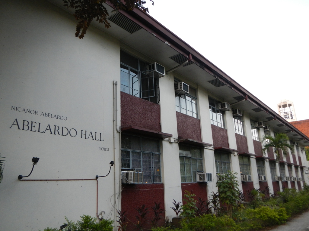 University of the Philippines Diliman Manila, What's in a Name: The Buildings of the University of the ...