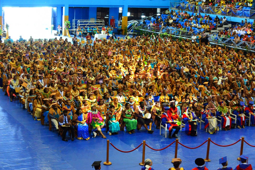 University of the South Pacific Suva, University of the South Pacific September 2015 Graduation at ...