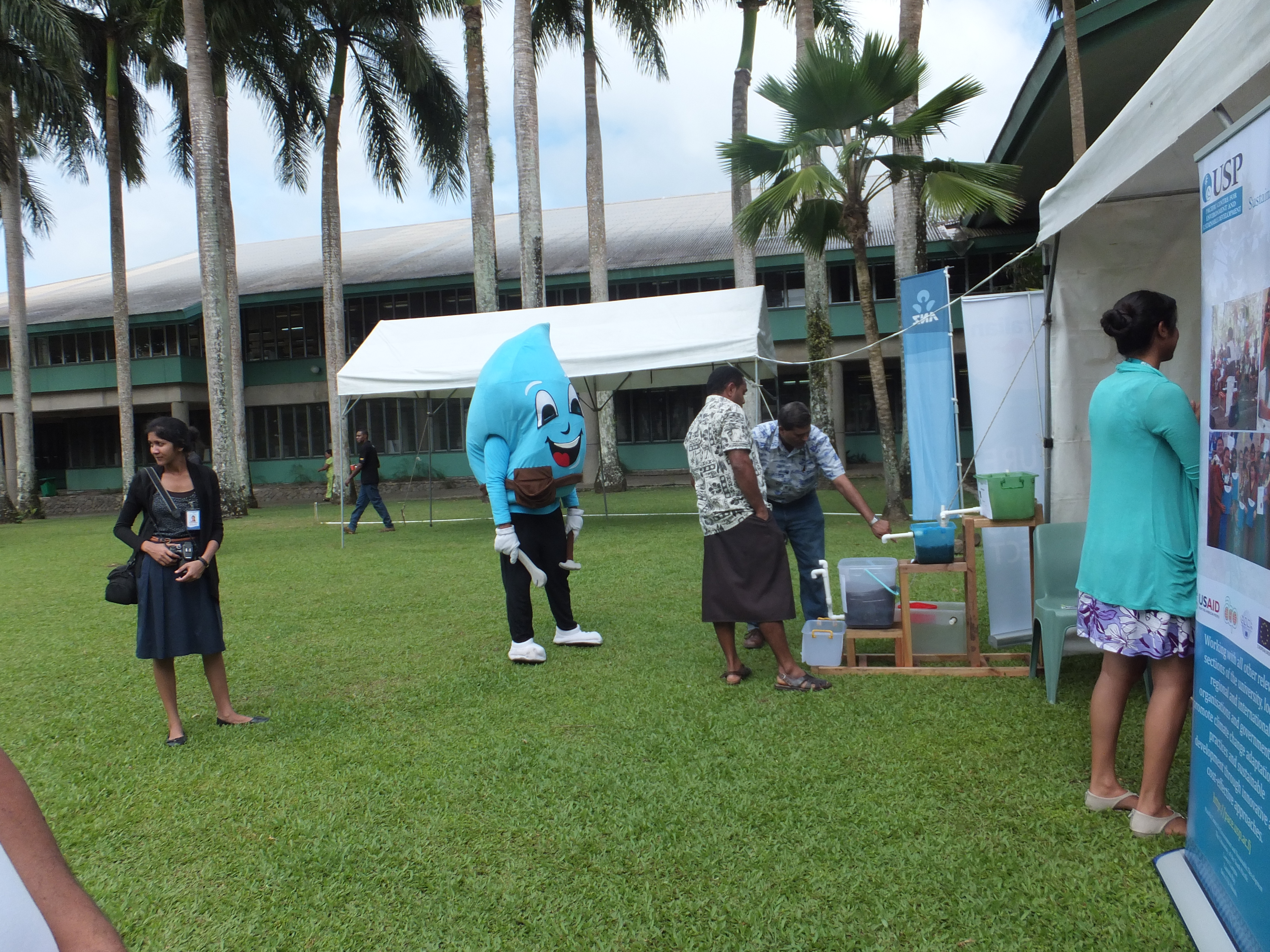 University of the South Pacific Suva, The University Of The South Pacific Open Day