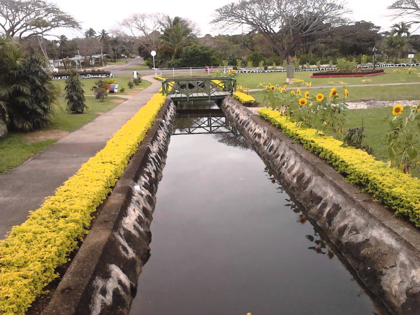 University of the South Pacific Suva, NASESE PARK AND UNIVERSITY OF THE SOUTH PACIFIC, LAUCALA SUVA ...