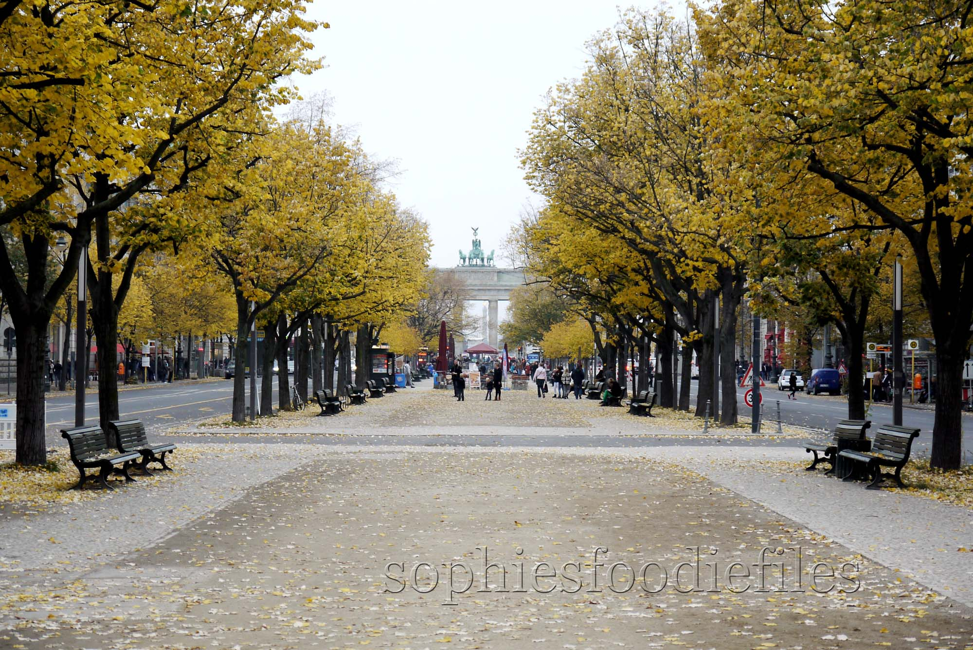 Unter den Linden Berlin, Travelling Sophie: Berlin part 1! – Sophie's Foodie Files