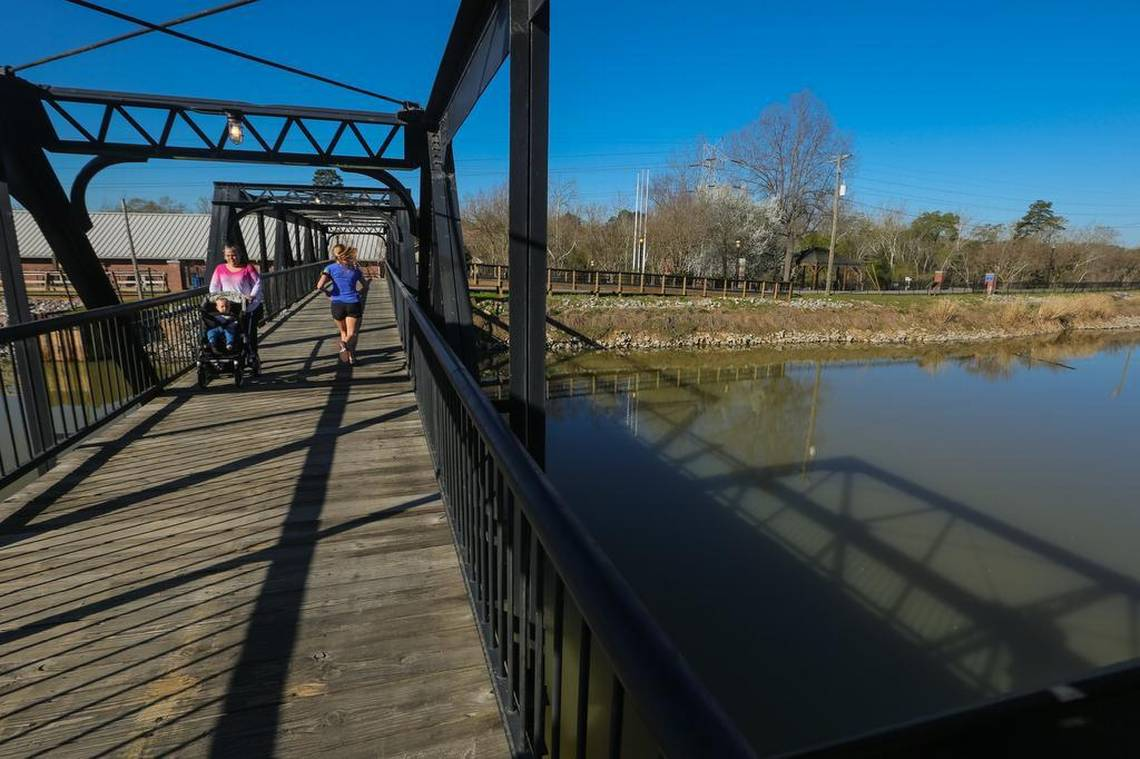 Upcountry History Museum The Midlands and Upstate, Portions of Columbia's Riverfront Park reopen after floods | The State