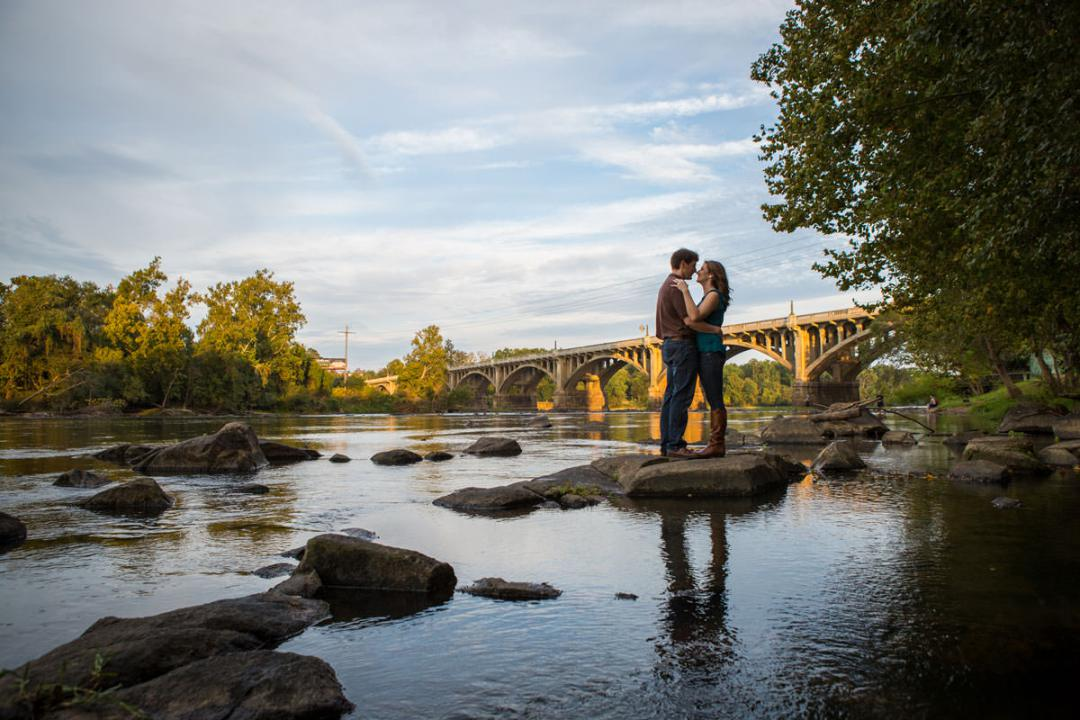 Upcountry History Museum The Midlands and Upstate, 19 of the Best Places to Take Engagement Photos in Columbia, SC