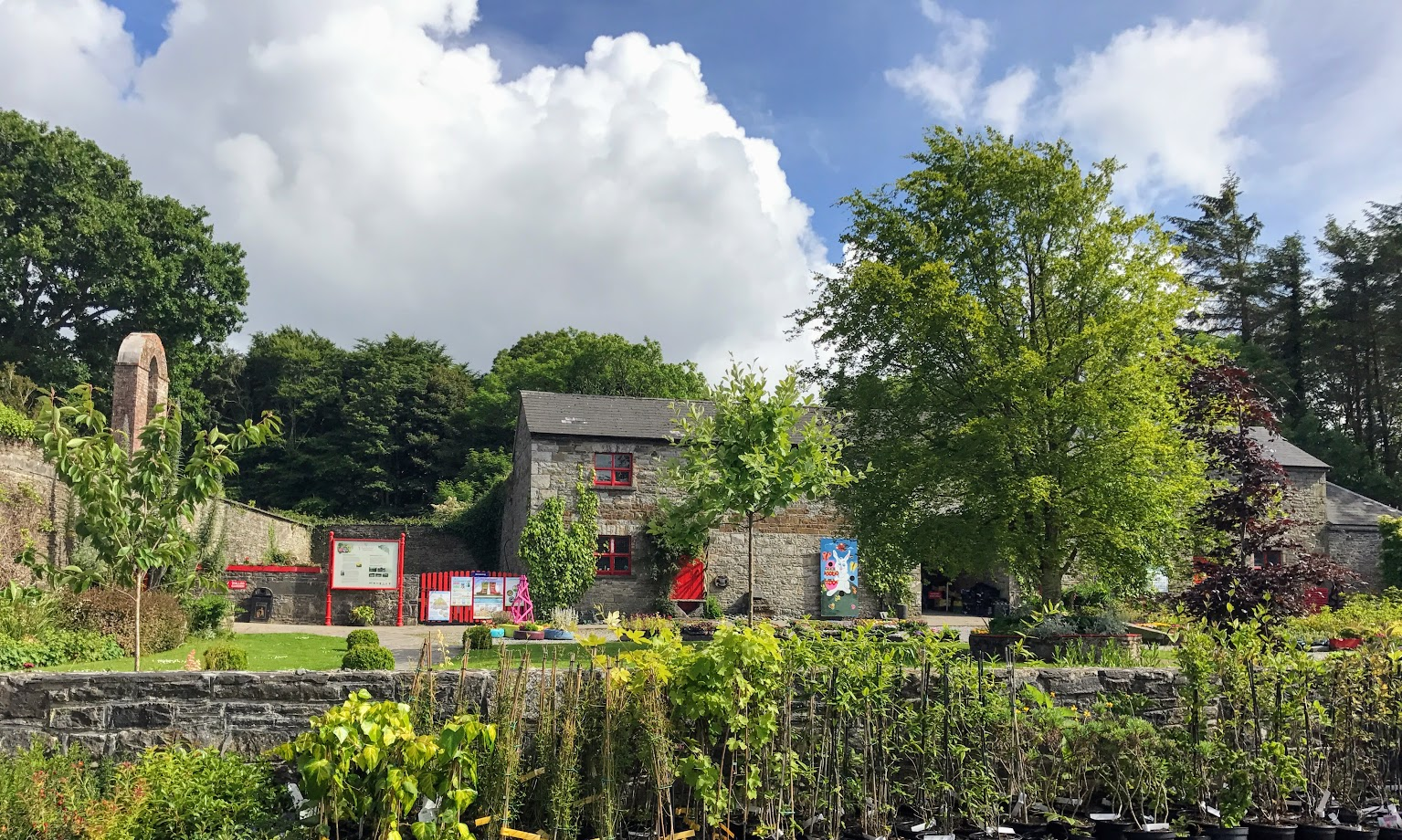 Vandeleur Walled Garden Kilrush, Patrick Comerford: The story of a lost house and a forgotten ...