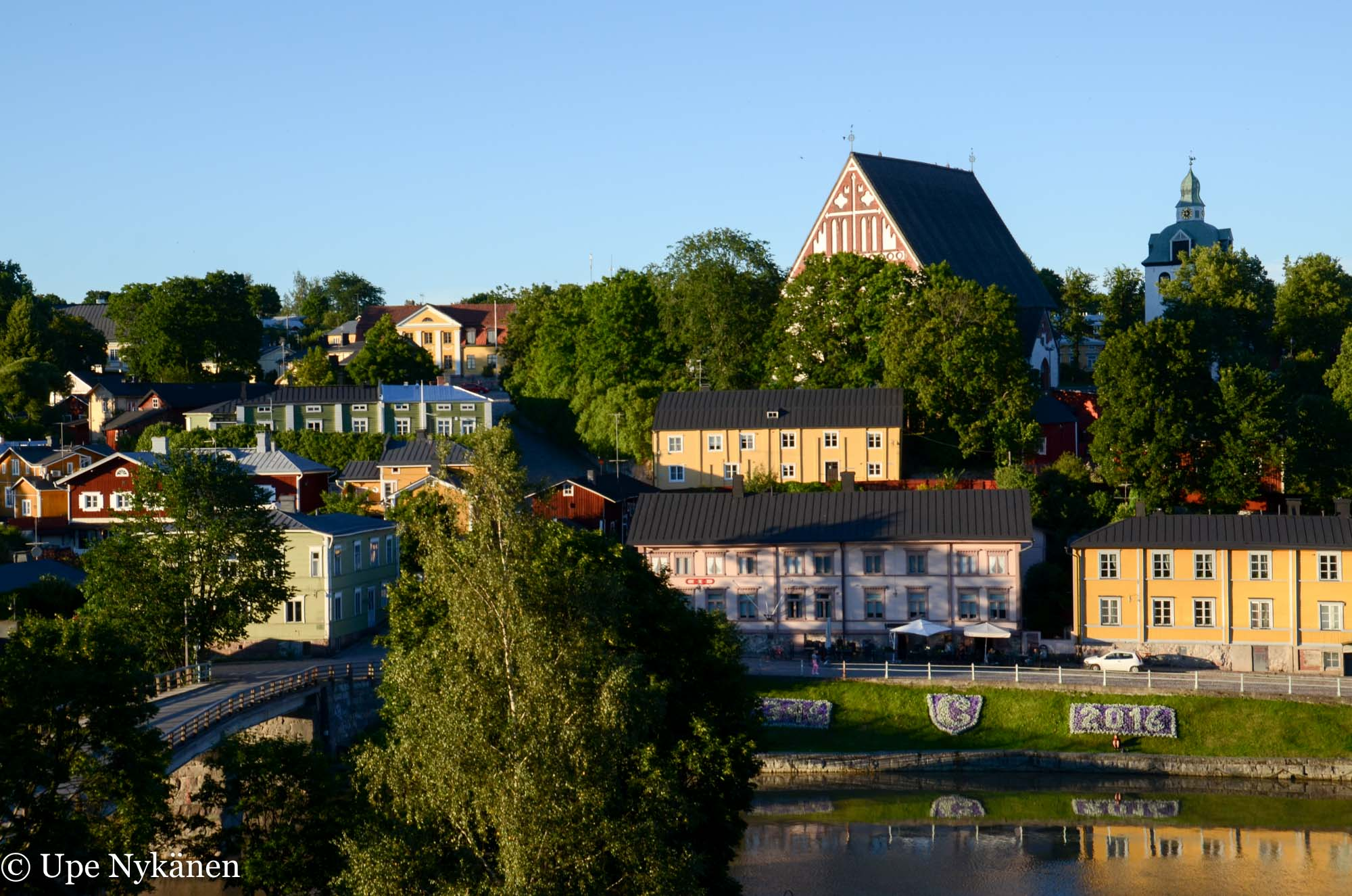 Vanha Porvoo Porvoo, An evening stroll in Porvoo's national urban park – FINLAND, NATURALLY