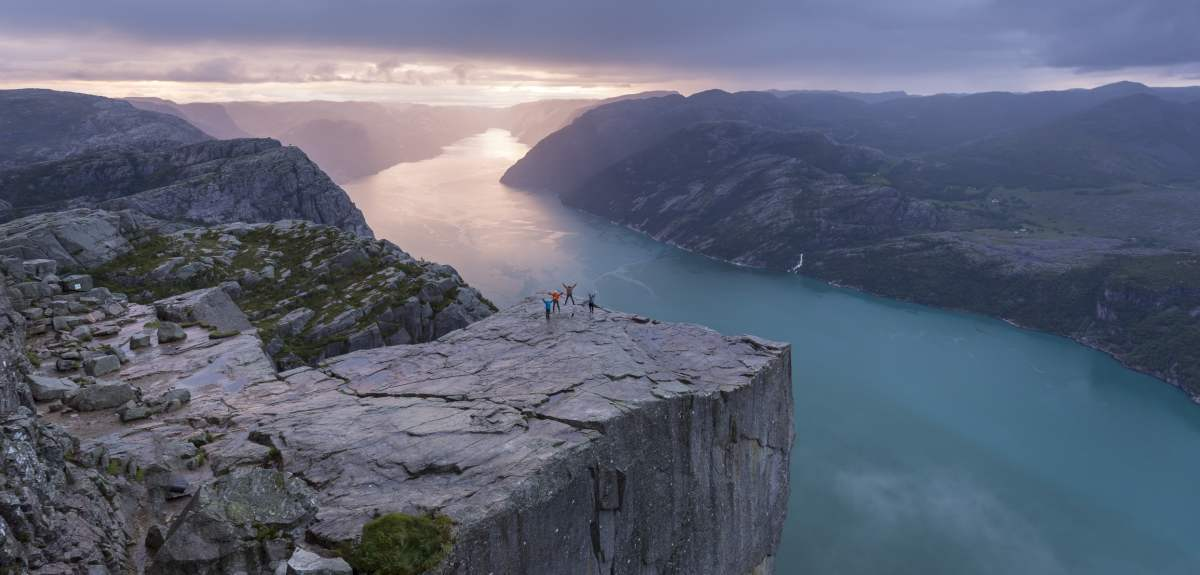 Vest-Agder-museet Kristiansand Southern Norway, Hiking to the Pulpit Rock (Preikestolen) in Norway | Official ...