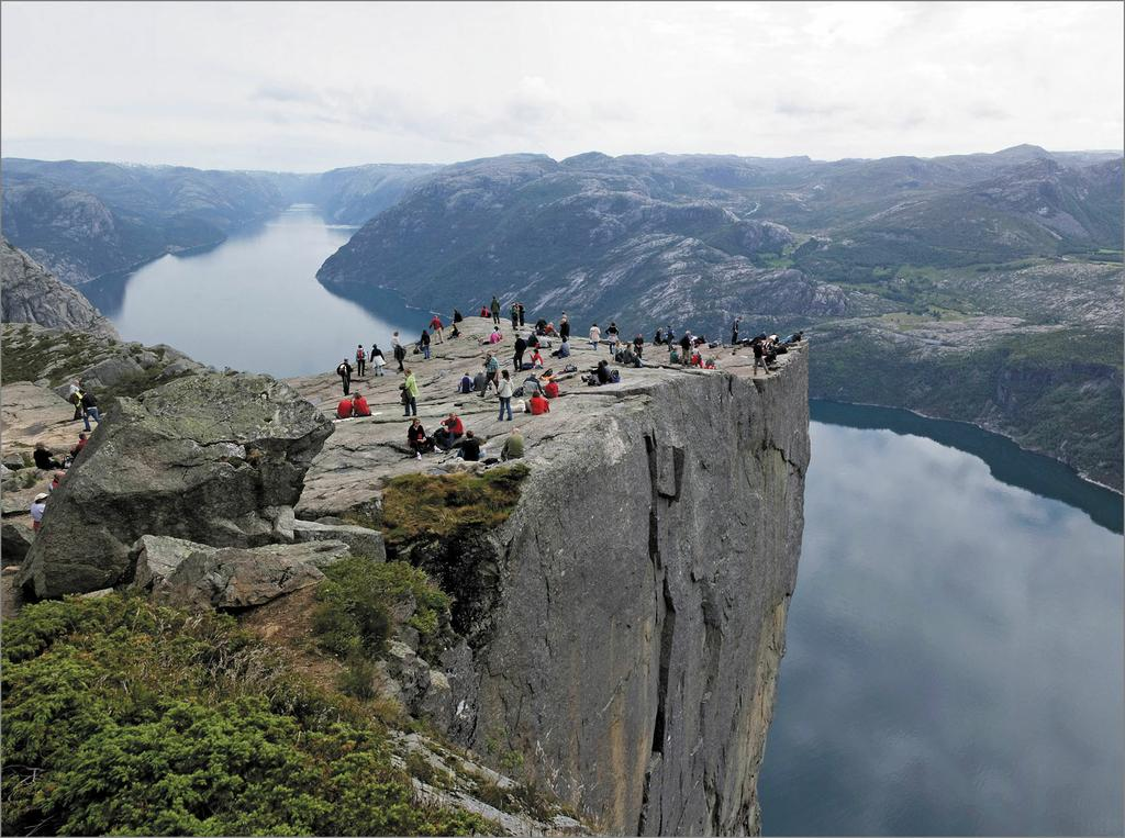 Vest-Agder-museet Kristiansand Southern Norway, Preikestolen (Pulpit Rock) / Norway | dreaming of europe ...