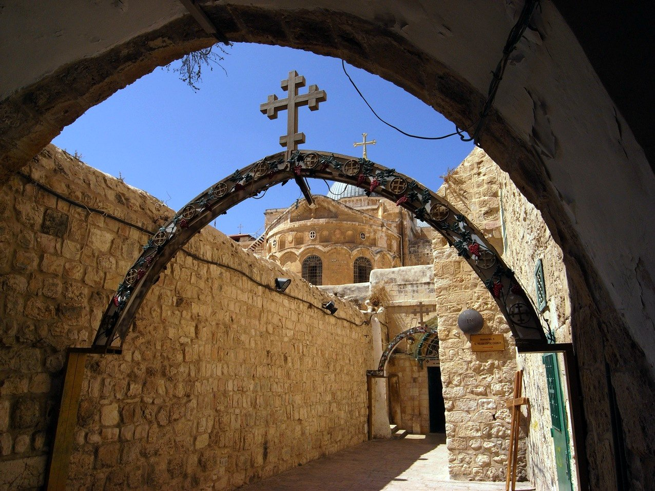 Via Dolorosa Jerusalem, Via Dolorosa Tourist Information, Facts & Location -
