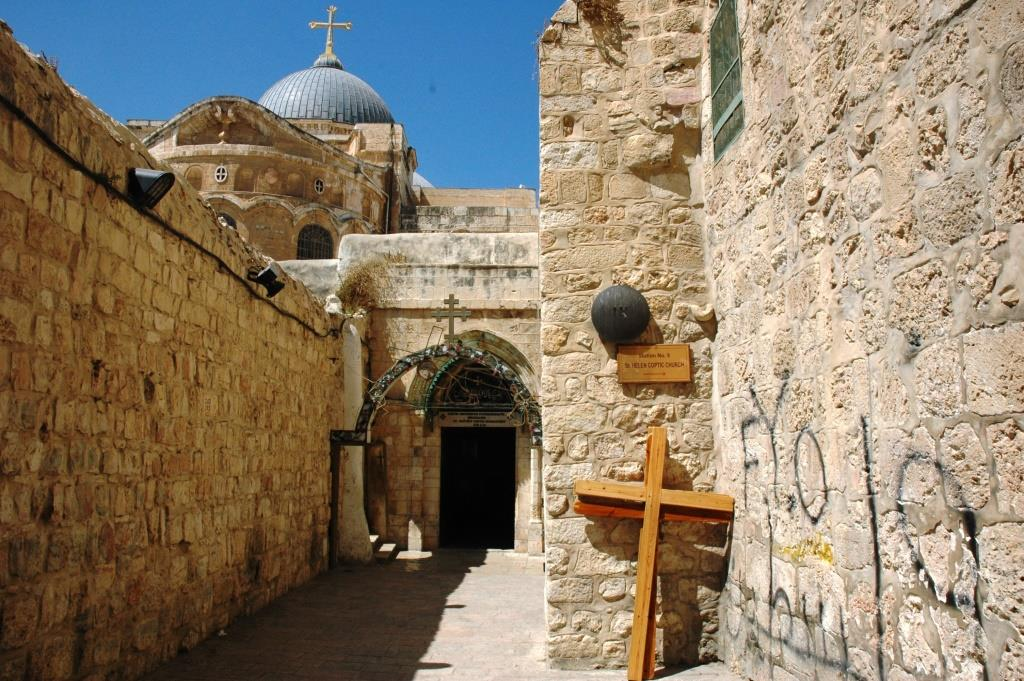 Via Dolorosa Jerusalem, The 9th Station Via Dolorosa : VIDEO Tour | Jerusalem Experience