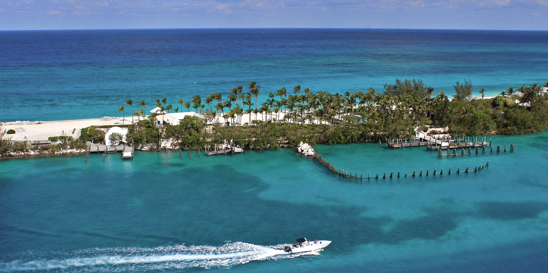 Victoria Point Blue Hole Andros, Bimini, and the Berry Islands, Bahamas and Turk & Caicos cruising