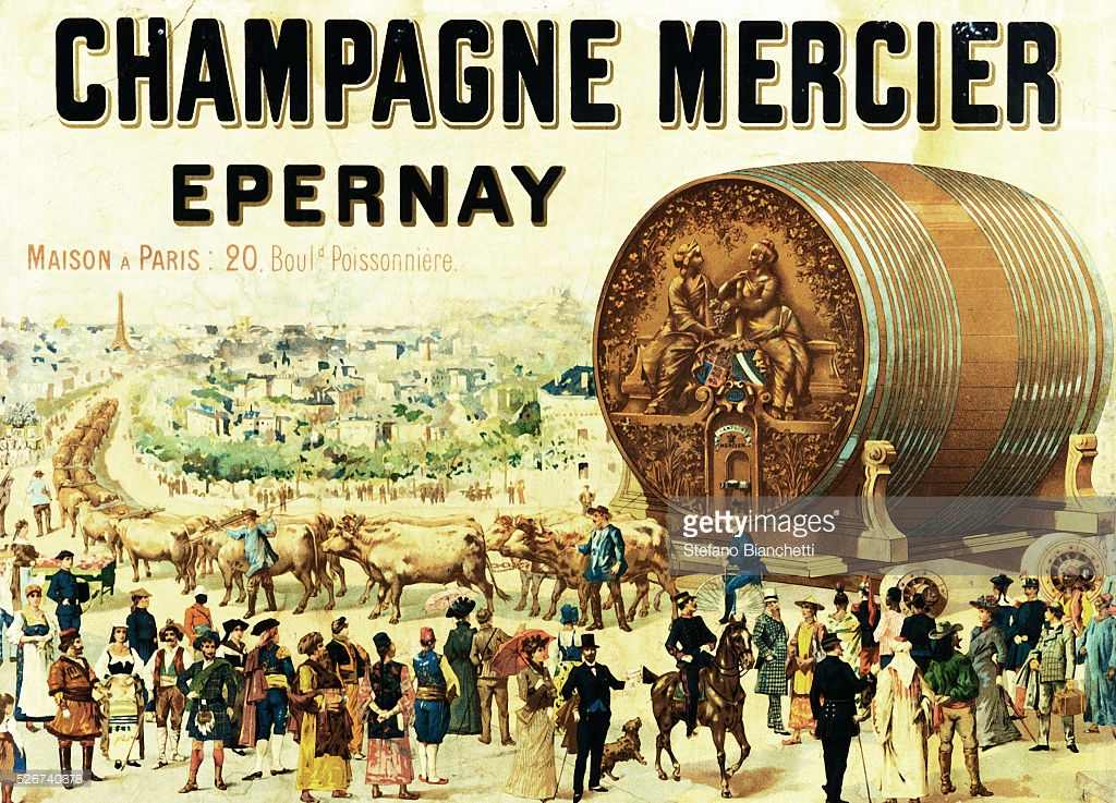 Vieil Aix Aix-en-Provence, Champagne Mercier Epernay Poster Pictures   Getty Images