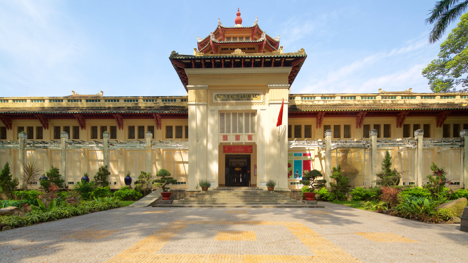 Vietnam National History Museum Ho Chi Minh City, Historic Buildings Pictures: View Images of Vietnam National ...