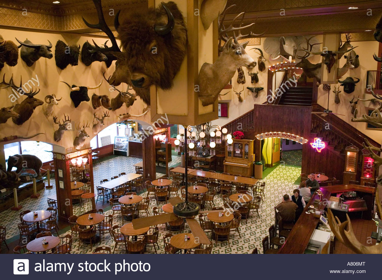 Coronado Ferry San Diego, USA, TEXAS, San Antonio: The Buckhorn Saloon & Museum Interior ...