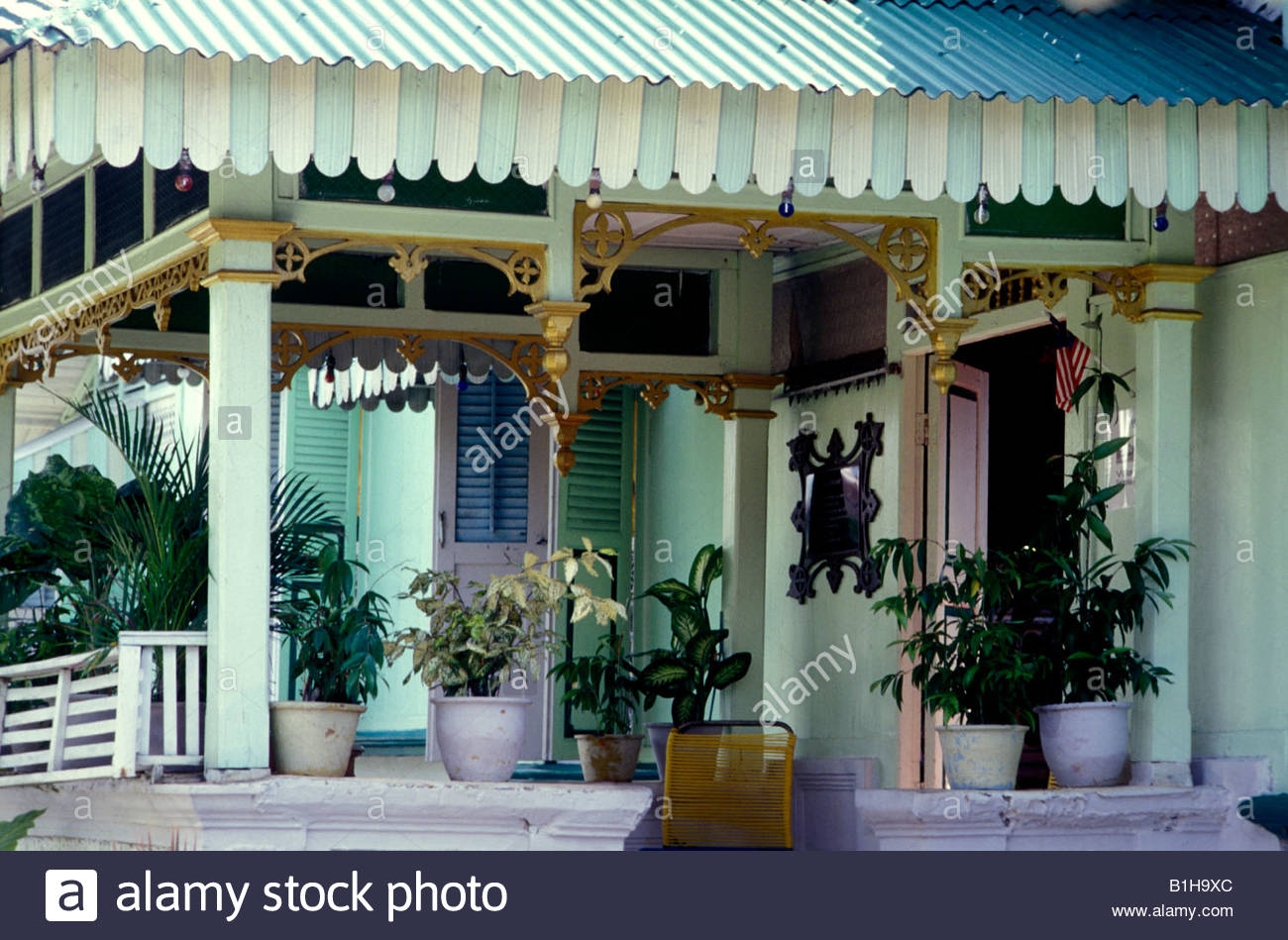 Villa Sentosa Melaka City, Villa Sentosa Stock Photos & Villa Sentosa Stock Images - Alamy