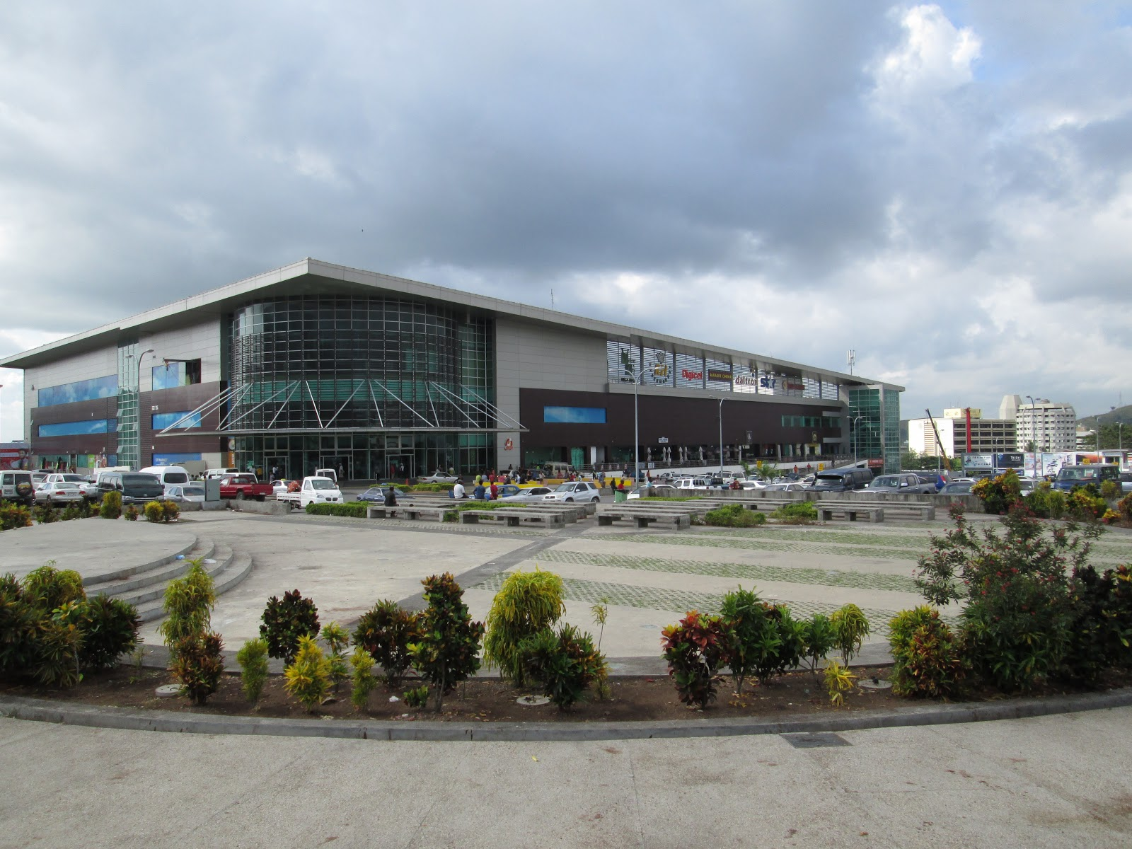 Vision City Port Moresby, Many in One - (Vision City)