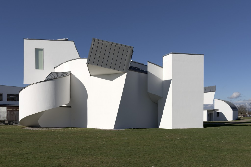 Vitra Design Museum Basel, Vitra Design Museum, Gehry Partners | Weil am Rhein | Germany | MIMOA
