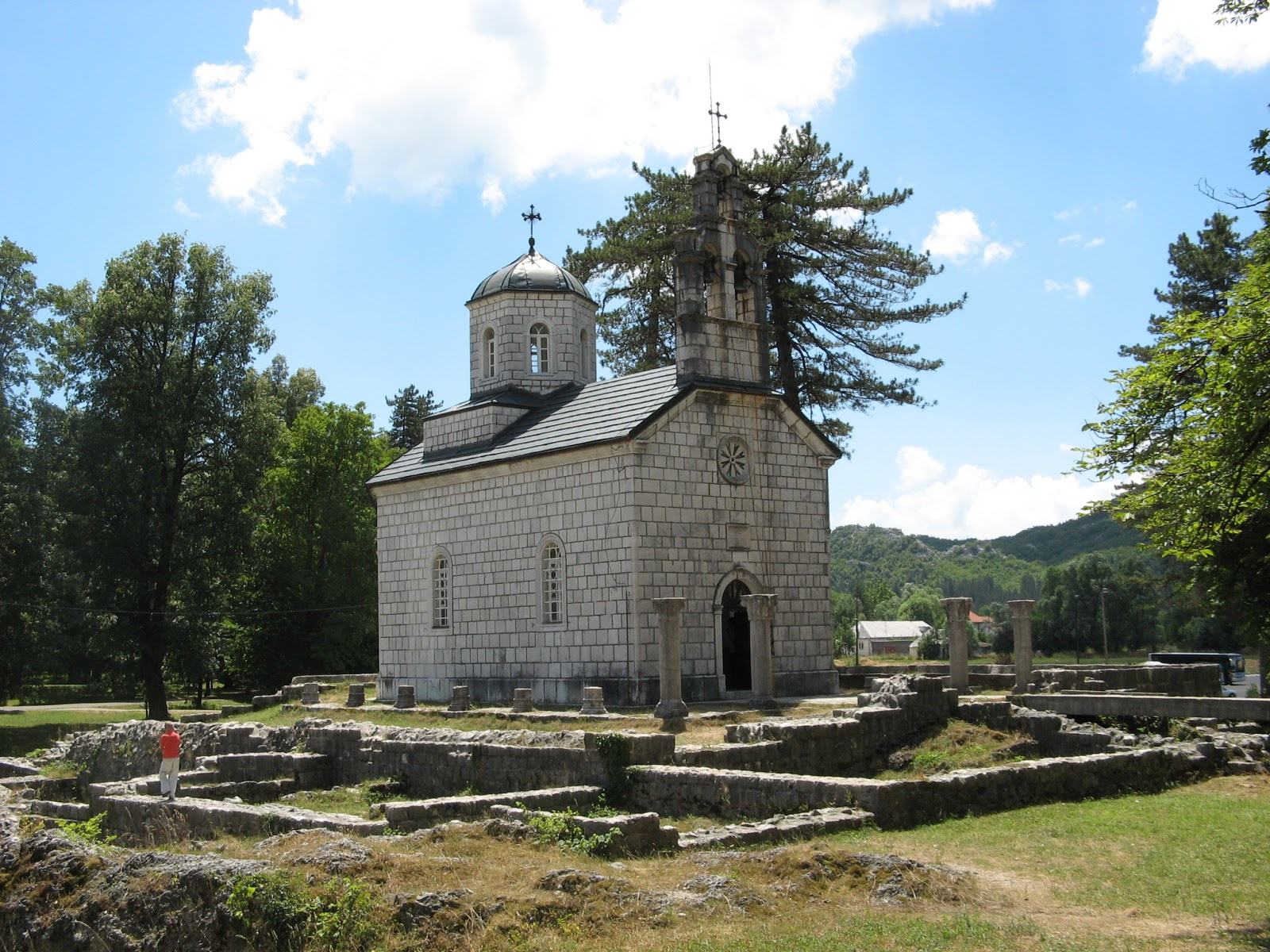 Vlach Church Cetinje, The Goulash Train - A Central and Eastern Europe Travel Guide ...
