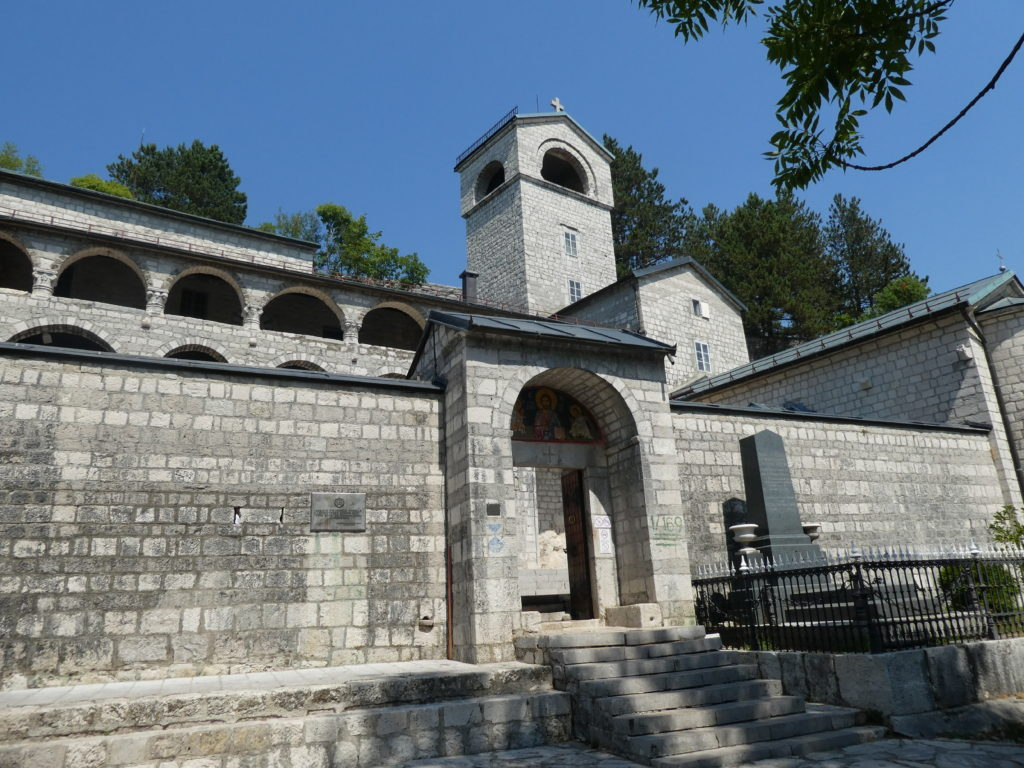 Vlach Church Cetinje, Montenegro: Wild Ride to Lovćen and Cetinje | Strangers in the ...