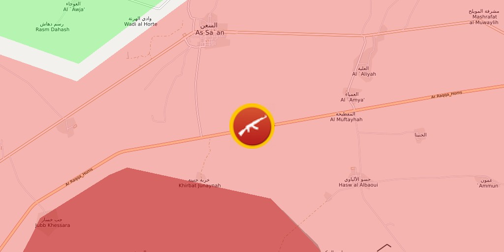 Wadi Al Dahik Eastern Desert, NDF: situation back to calm after several hours of clashes at Wadi ...