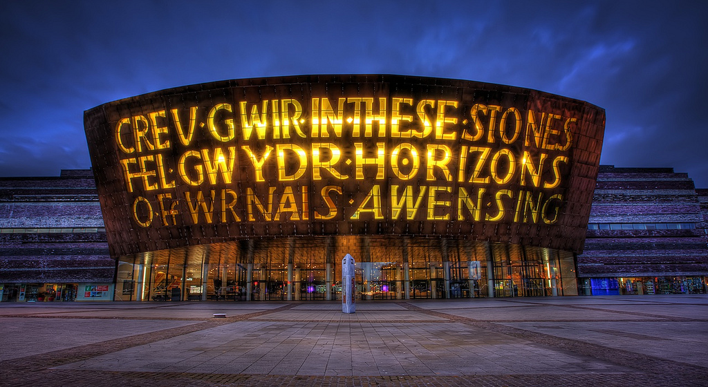 Wales Millennium Centre Cardiff, Cardiff's Cultural Venues - Quench