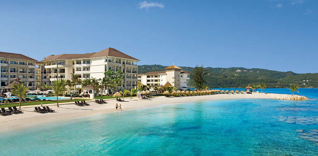Walter Fletcher Beach & Aquasol Theme Park Montego Bay, Secrets St. James Montego Bay - Adults Only Unlimited Luxury ...