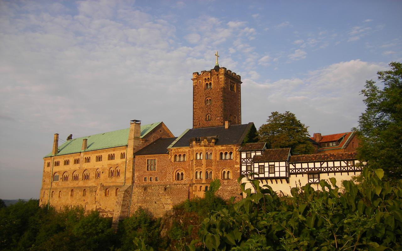 Wartburg Castle Saxony, Saxony-Anhalt and Thuringia, Best Ways to Experience Germany's LutherCountry