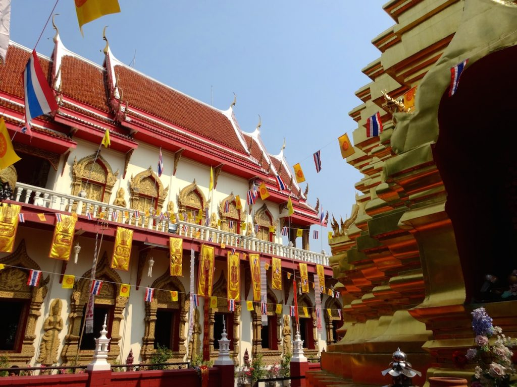 Wat Phan On Chiang Mai, Turn Down for Wat? Five Temples to Visit in Chiang Mai – The ...