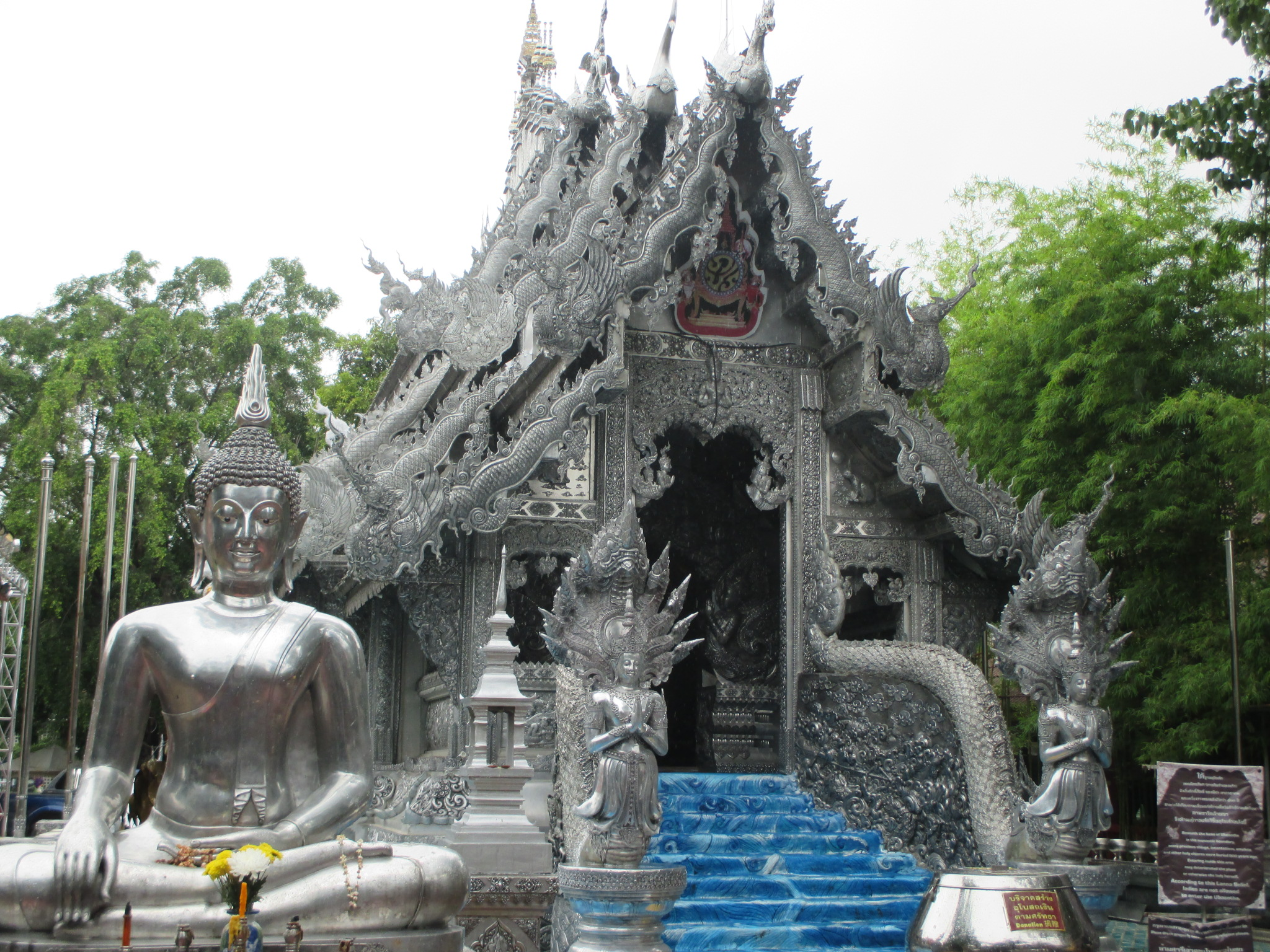 Wat Srisuphan Chiang Mai, The Silver Temple of Wat Srisuphan, Chiang Mai - ENDLESS EXPLORER