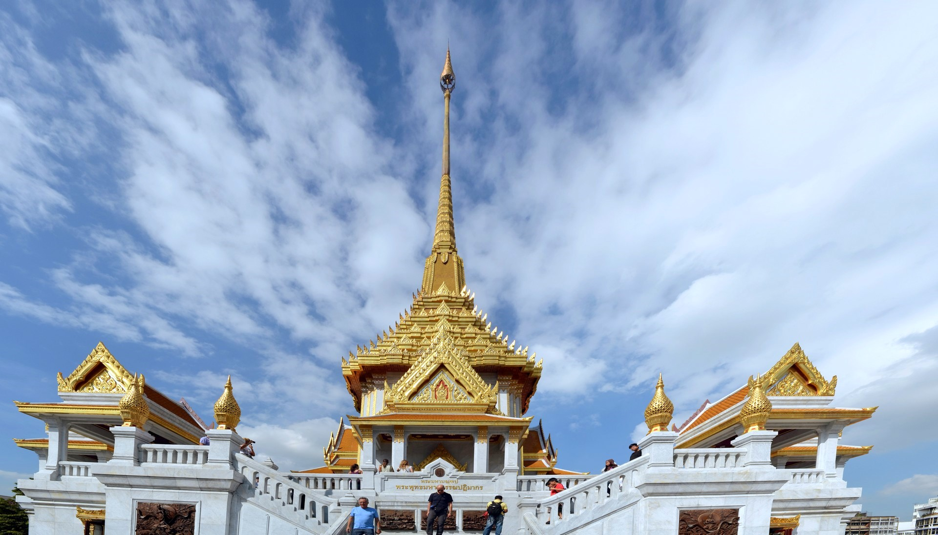 Wat Traimit Bangkok, Wat Traimit (Golden Buddha)