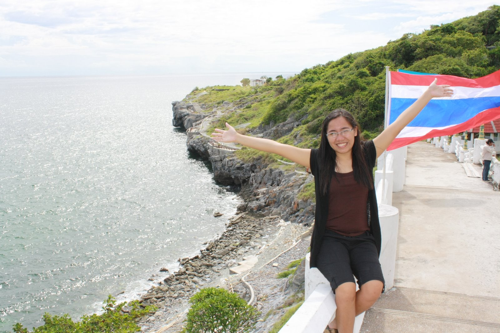 Wat Yai Prik The Gulf Coast Beaches, Koh Sichang | Fall in Love with God and His Creation