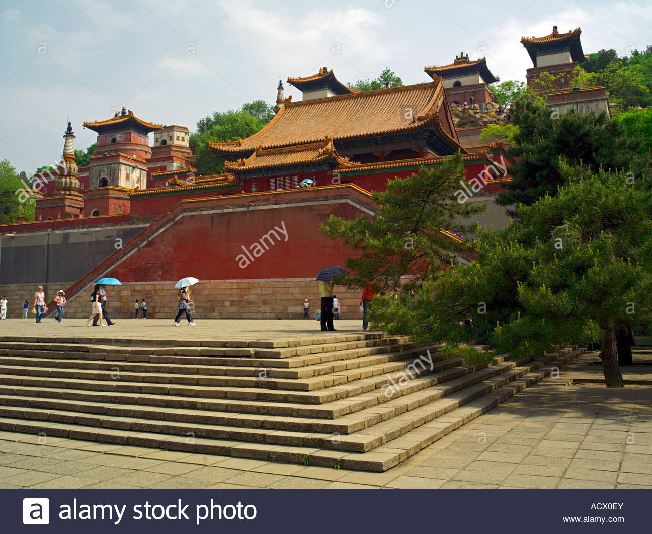 Water Cube Běijīng, The Sumeru Temple on Longevity Hill in the Summer Palace of ...