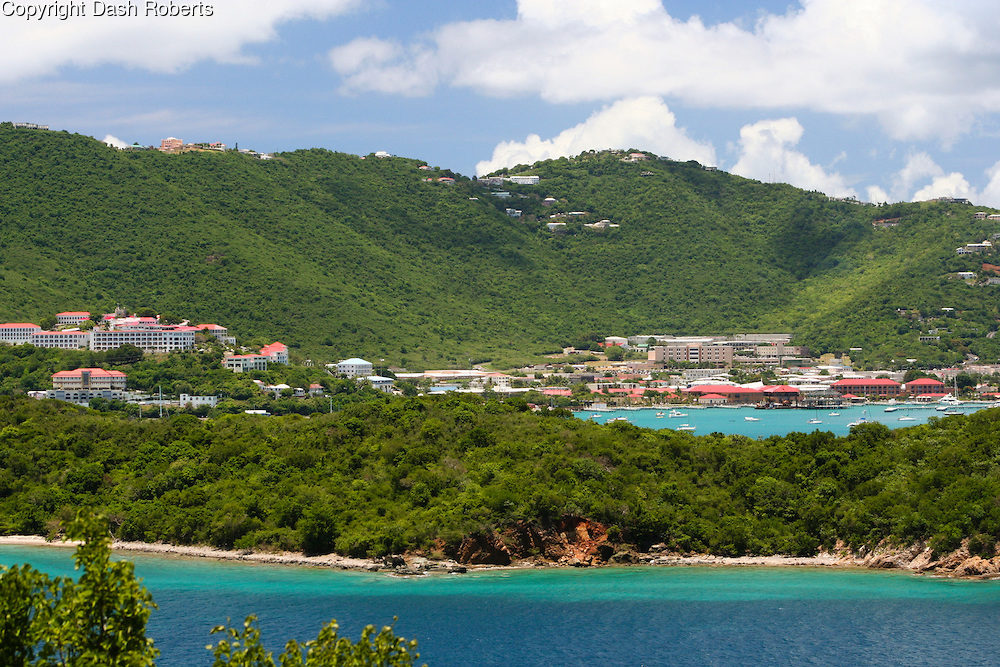 Water Island Charlotte Amalie & Around, Charlotte Amalie, St. Thomas | Dash Roberts Photography