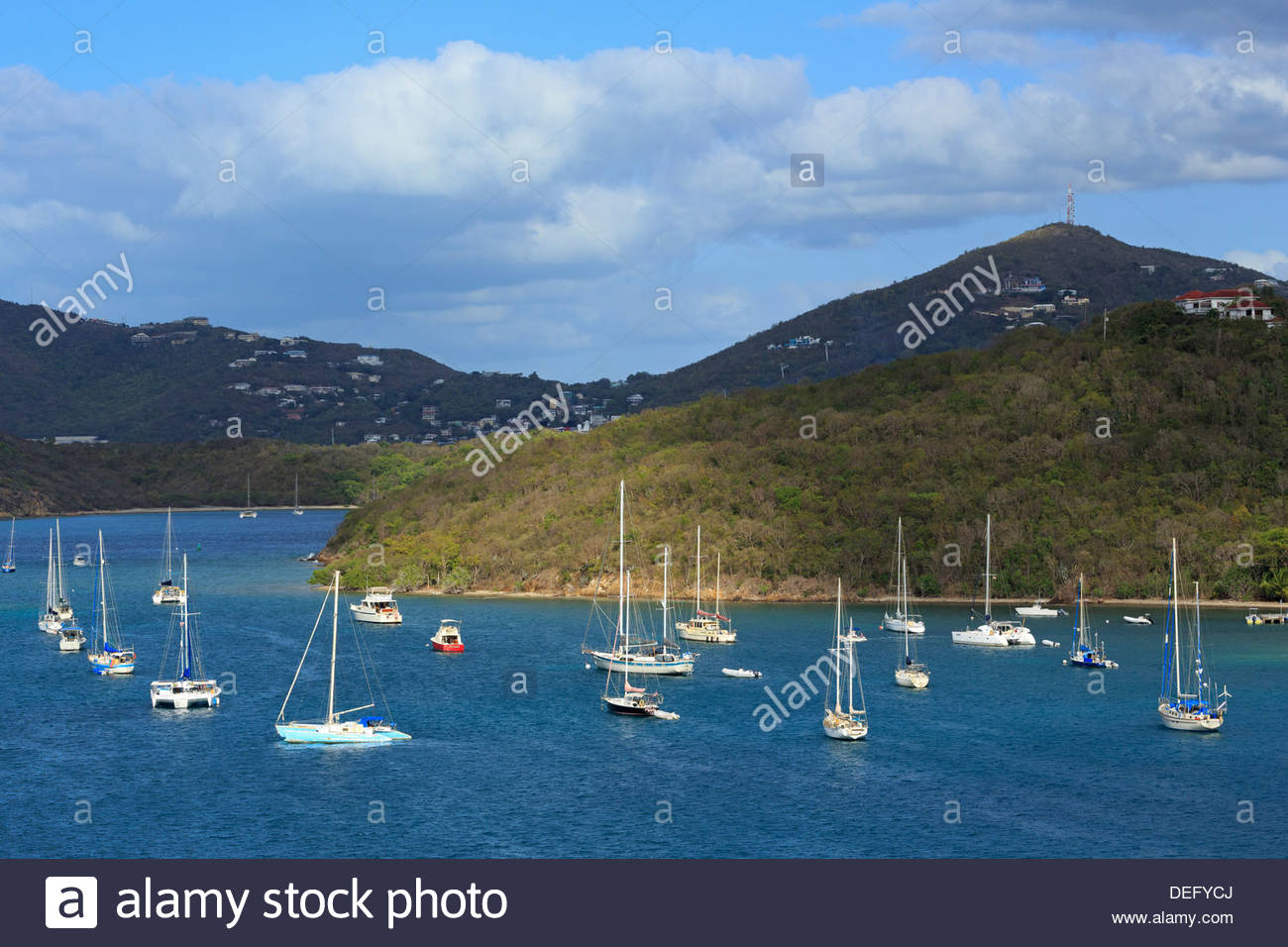 Water Island Charlotte Amalie & Around, Water Island, Charlotte Amalie, St. Thomas, United States Virgin ...