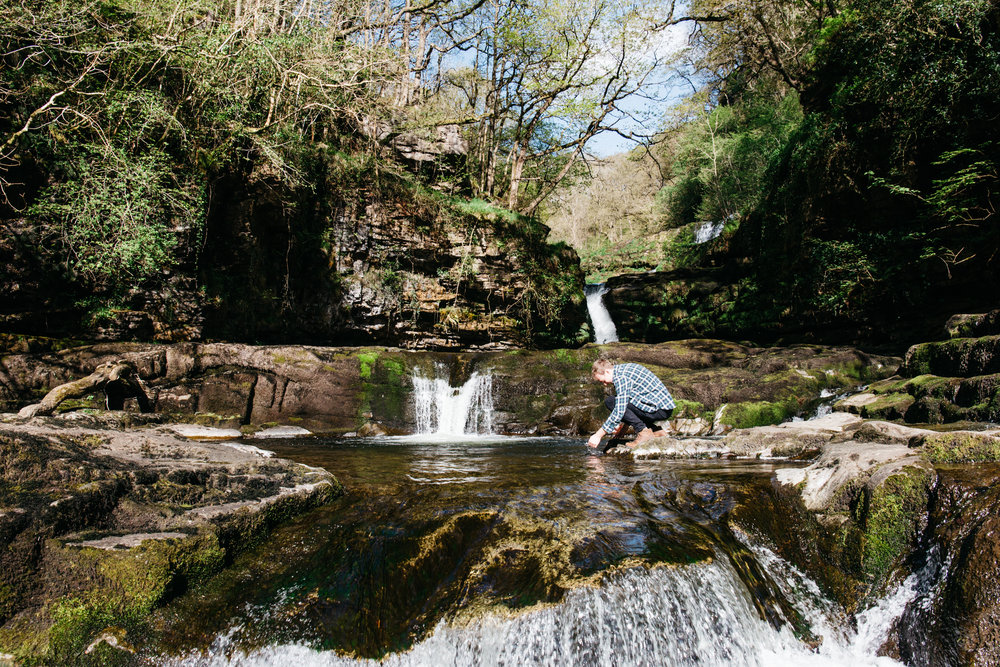 Waterfall Country Fforest Fawr & Black Mountain, Brecon Beacons — Ramble Guides