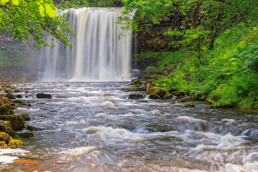 Waterfall Country Fforest Fawr & Black Mountain, Exploring Mid Wales - New page