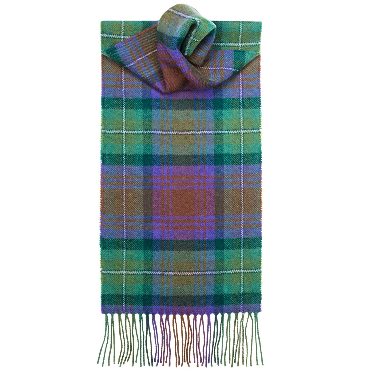 Waverly Mill, Lochcarron of Scotland The Borders and the Southwest, Plain & Tartan Scarves | Lambswool | Lochcarron of Scotland