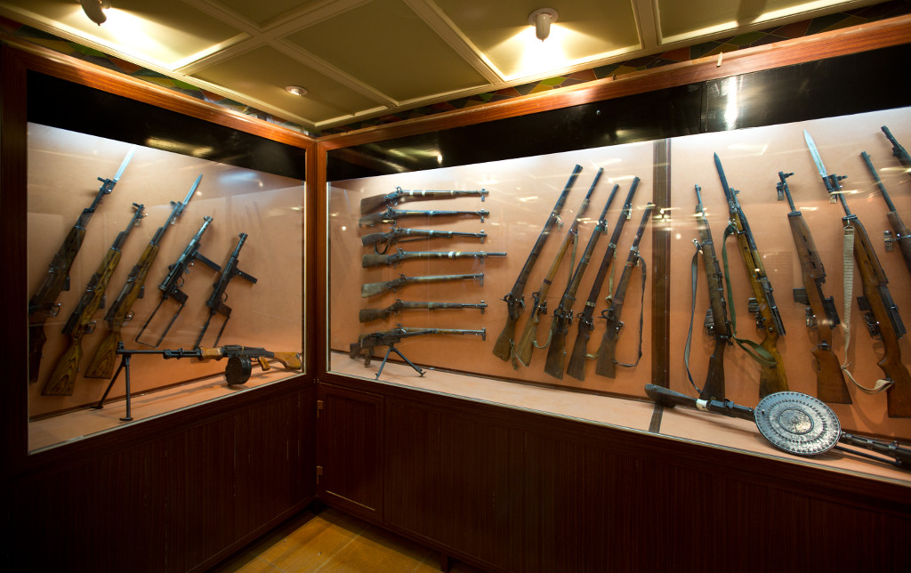 Weaponry Museum Doha, A Trip To Northern Iraq - dswphoto