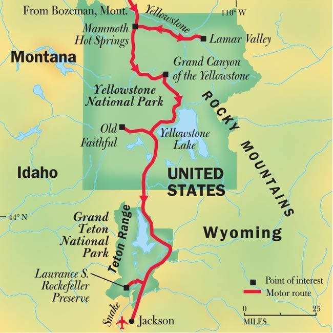 West Thumb Information Center Yellowstone National Park, Best 25+ Map of yellowstone ideas on Pinterest | Yellowstone map ...