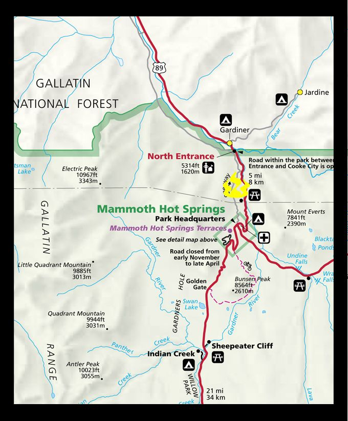 West Thumb Information Center Yellowstone National Park, Best 25+ Where is yellowstone ideas on Pinterest | Cross country ...
