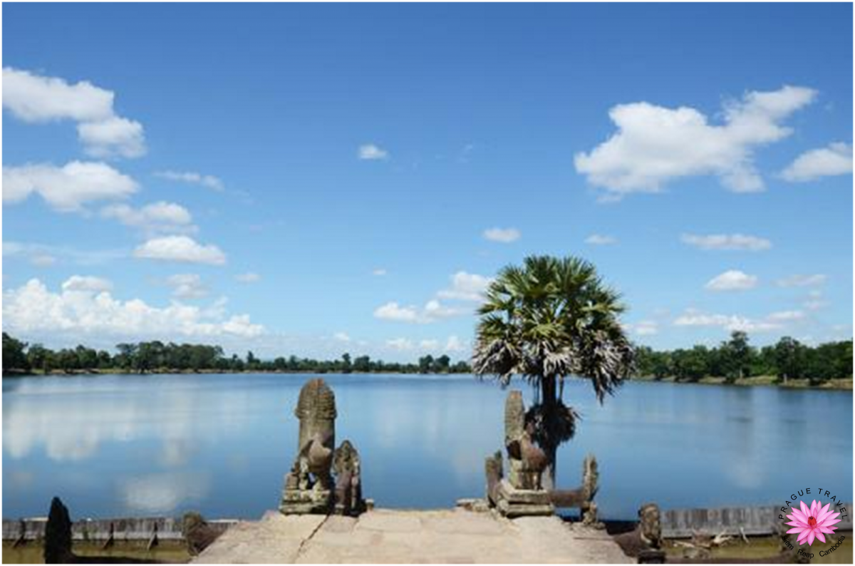 Western Baray & Western Mebon Temples of Angkor, Halfday trip to West Baray and Silk farm on bicycle | prague travel