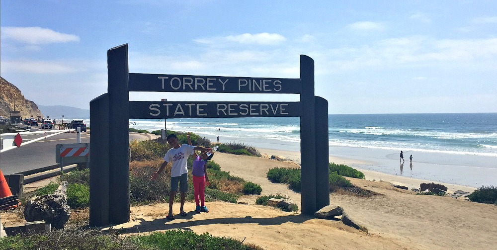 Whaley House San Diego, Family Friendly Hike In San Diego: Torrey Pines State Beach Was ...