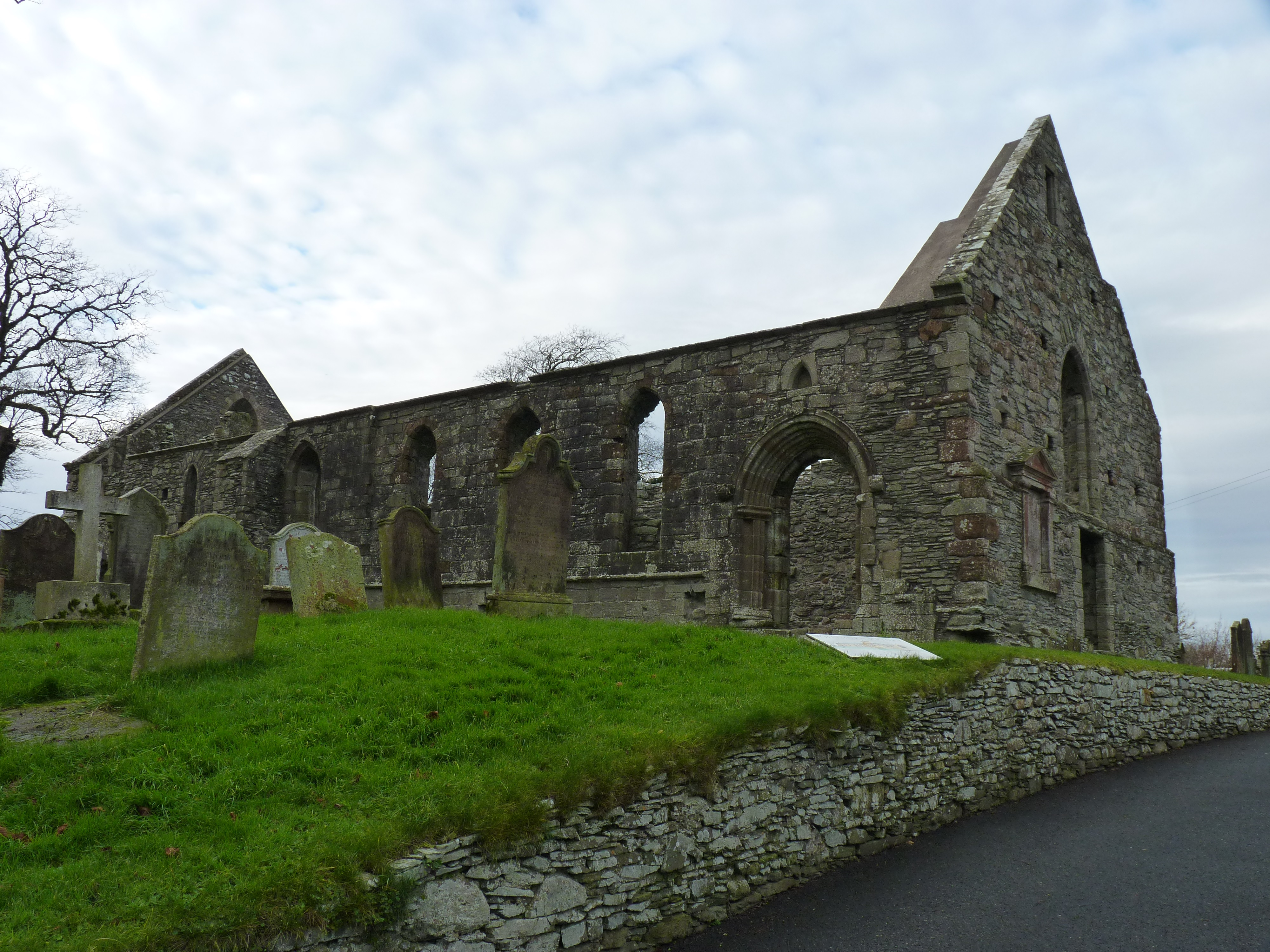 Whithorn Priory and Museum The Borders and the Southwest, Road Trip To Stranraer: Pt 1 – Cardoness Castle to Whithorn   The ...