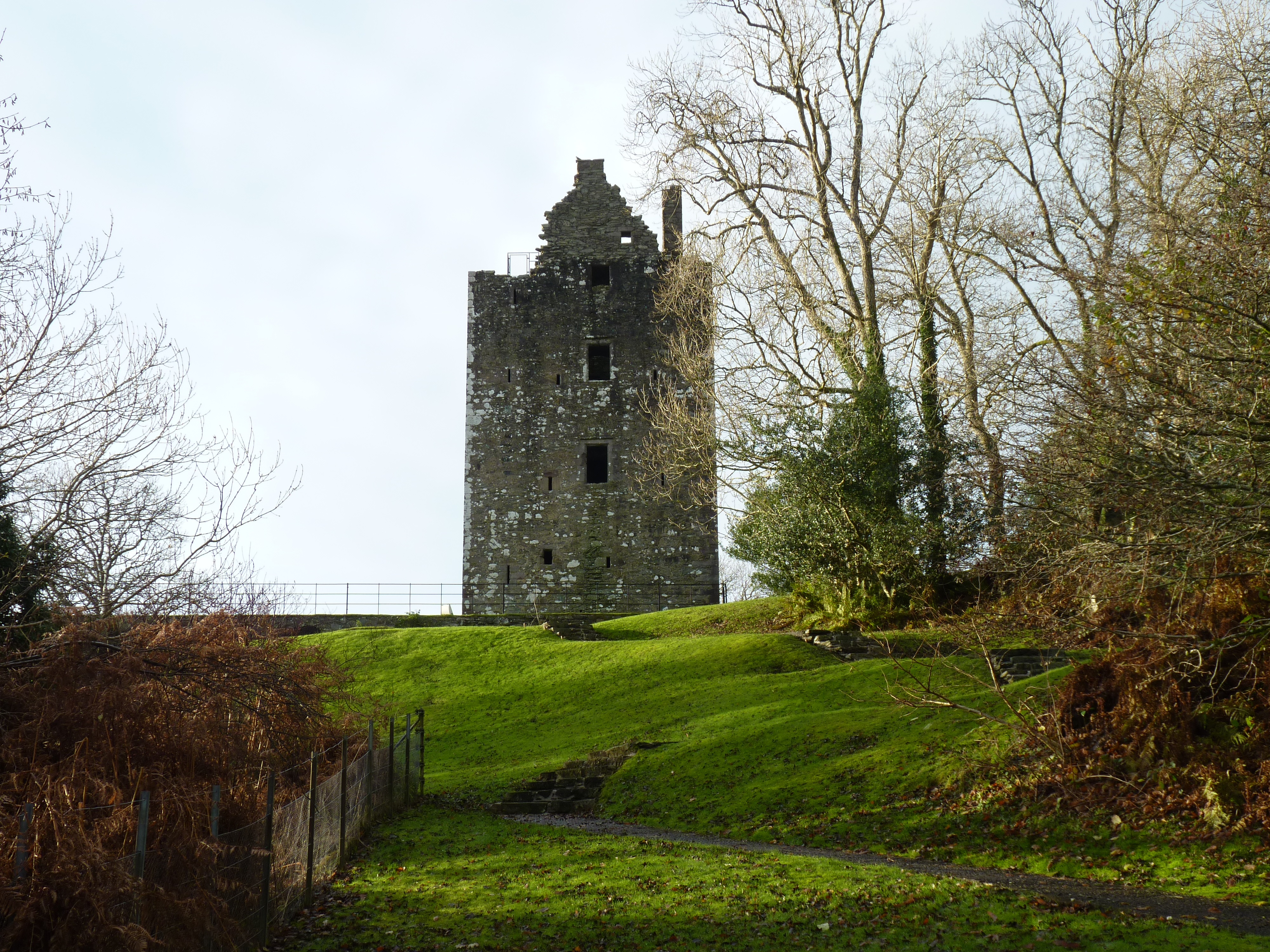 Cardoness Castle The Borders and the Southwest, Road Trip To Stranraer: Pt 1 – Cardoness Castle to Whithorn   The ...